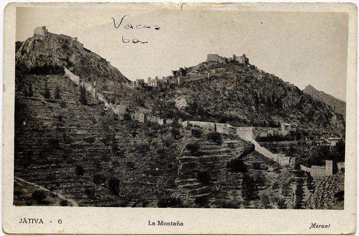 La Montaña : Játiva (1936 a. de) - Morant