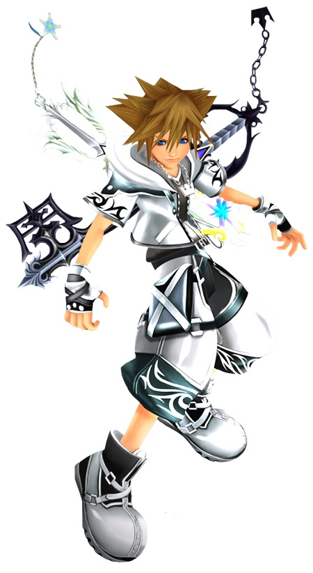 297 best Kingdom Hearts images on Pinterest Heart art