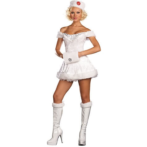 Womans Sexy White Russian Beauty Costume - In Stock  sc 1 st  Pinterest & The 201 best Womens Clothes images on Pinterest | Halloween ideas ...