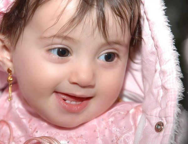75+ Most Funniest Smile Pictures |Cute Smiling Baby Faces