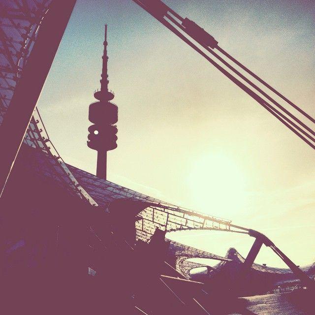 #munich #münchen #olympiapark