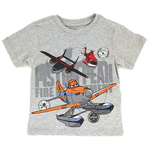 Disney Planes Toddler Short Sleeve Tee (2T, Grey Piston Peak Fire Department) Disney http://www.amazon.com/dp/B010DUEPU2/ref=cm_sw_r_pi_dp_Xh.Mvb0A5XSW9