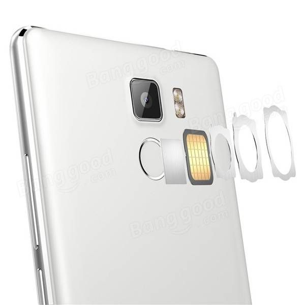 UMI Fair 5-inch 1GB RAM 8GB ROM Android Lollipop 5.1 MTK6735 Fingerprint Smartphone Sale-Banggood.com