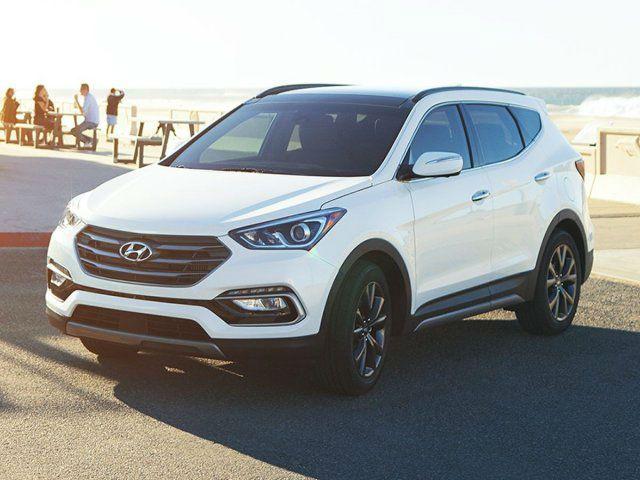 2017 Hyundai Santa Fe Sport White Santa Fe Sport Hyundai Santa Fe Sport Hyundai Santa Fe