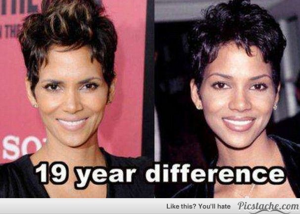 Halle Berry, don't you just HATE/LOVE HER?!? LOL #Beautiful