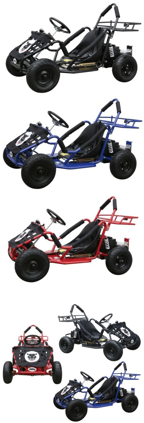 Complete Go-Karts and Frames 64656: Electric Go Kart For Kids Children 48V 1000 Watt Electric 3 Speed Off Road Gift -> BUY IT NOW ONLY: $749.99 on eBay!