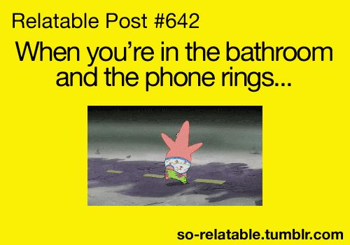 spongebob  Tumblr | What Spongebob relatable posts do you relate to? - Sploder's Online ...