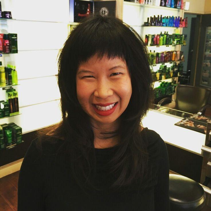 Hair by: Eduardo Lazo   Echos Hair Design / Loft Parrucchieri René Furterer Salon S.F.  #echoshairdesign @echoshairdesign #loftparrucchieri @loftparruchiri #hairbyeduardolazo @hairbyeduardolazo #renefurterer @renefurterer #renefurtererusa @renefurtererusa #lumicia #naturia #karinga #5sens #rf80 #triphasic #fioravanti #okara #forticia #lissea #carthame #absolutekeratine #rfpartners @rfpartners