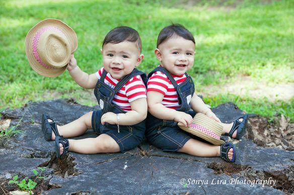 Twin Boys- Toddlers -Houston, Texas Child Photographer By: Sonya Lira Photography