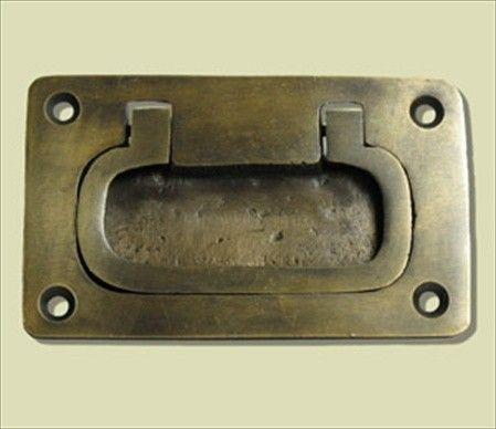 shop gado gado gado gado small rectangular recessed pull antique brass at atg stores browse our cabinet pulls allu2026