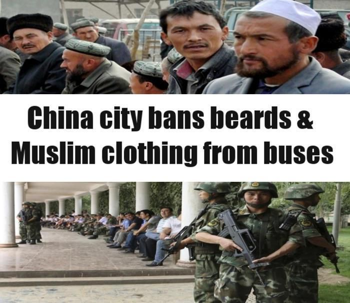 CHINA bans several Islamic baby names, including Mohammed, in volatile Muslim-majority region of Xinjiang