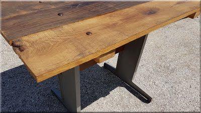 loft asztal