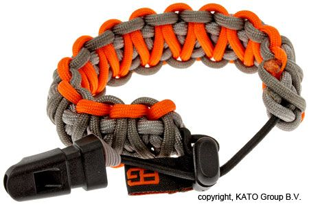 Gerber Bear Grylls paracord, Bracelet de survie | A prix avantaguex chez knivesandtools.fr