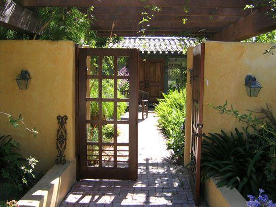 Best 25+ Courtyard Entry Ideas On Pinterest