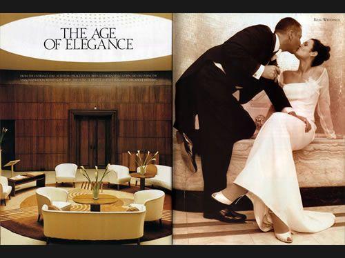Kate  Tony at #Eltham Palace -  #WeddingDay #magazine (Aug/Sept 03)                                Catmon Photography - +44 (0)20 71005476