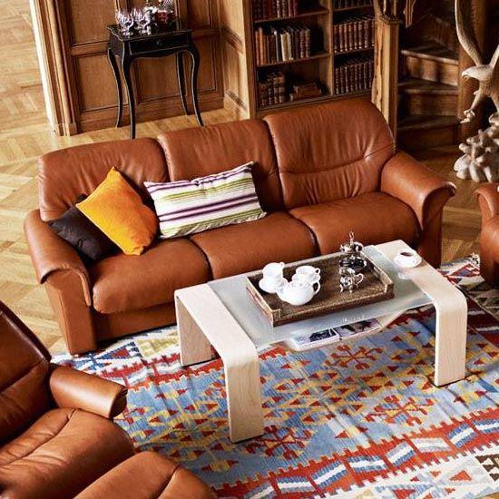 Liberty Lowback Sofa