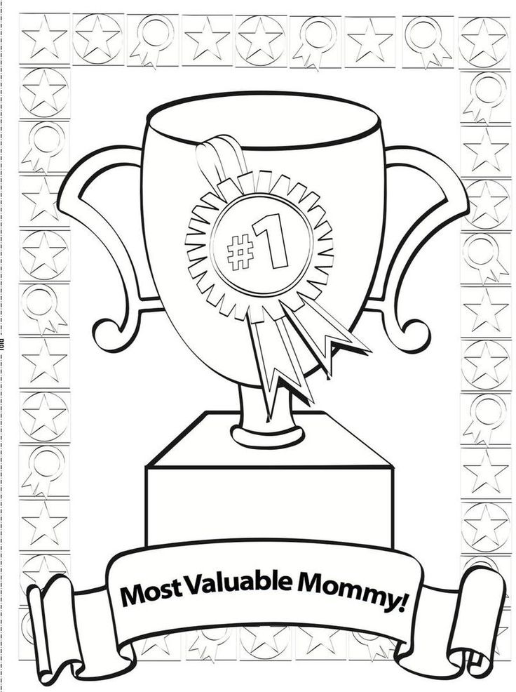14++ Coloring pages for moms flowers info