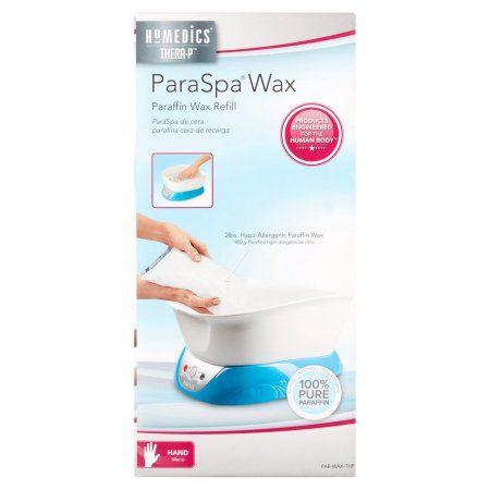 Homedics Thera-P Paraffin Wax Refill, 2lbs