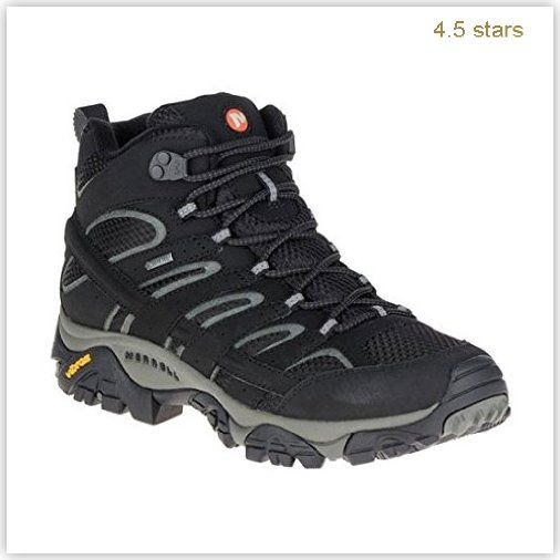 Merrell Mens Gore TEX Hiking Boots   Shoes $100 - $200 : 0 - 100 Best Boots Boots High Hiking Mens Merrell Mid Moab Rise Rs.6400 - Rs.6600 UK