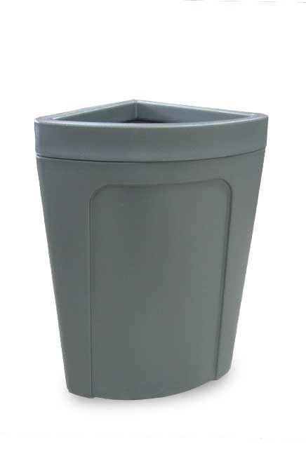 Corner container: Corner container
