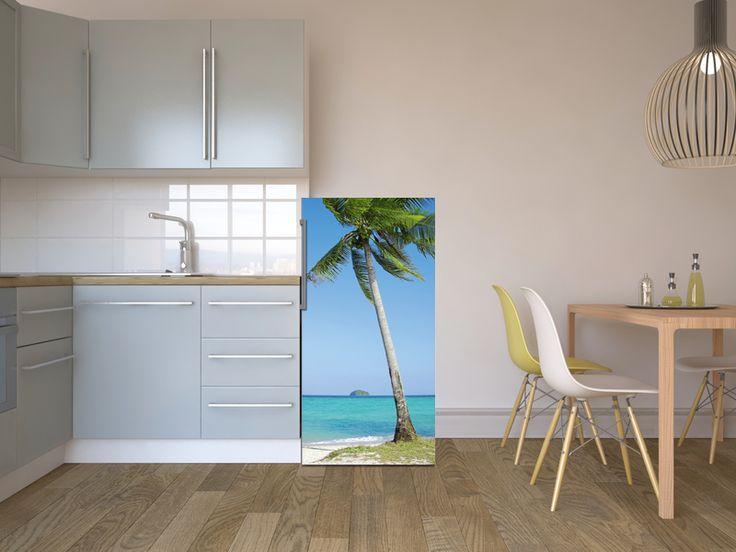 Gestalte deine küche neu mit kühlschrankfolien von creatisto hol dir jetzt hier das neue design colored powder für deinen kühlschrank