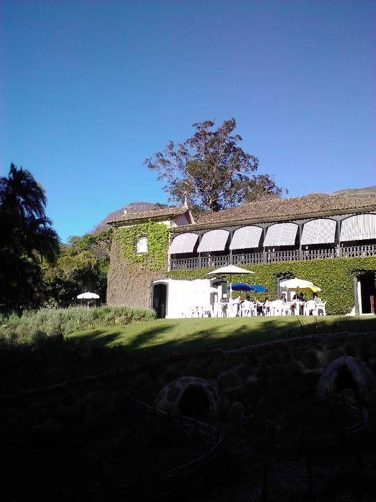 Instituto Samambaia de Ciência Ambiental em Petrópolis, RJ