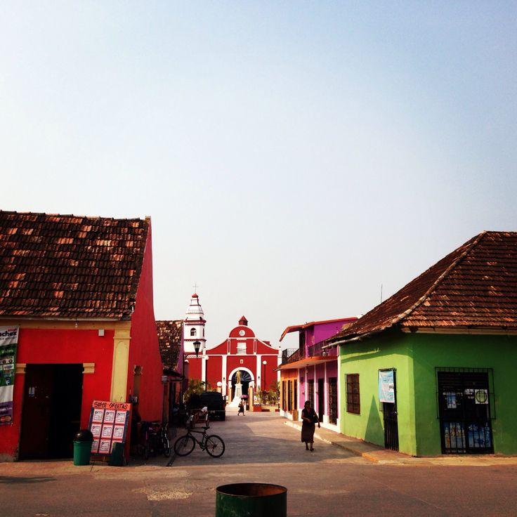 Pueblo Mágico Palizada Campeche