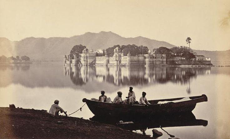 Jag Mandir Palace, Udaipur, Rajasthan 1873.jpg