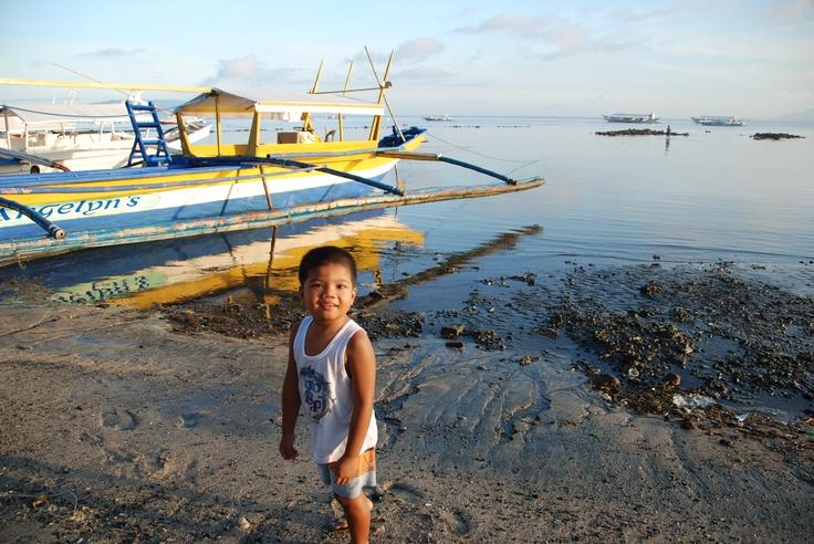 Sabang Bay Philippines