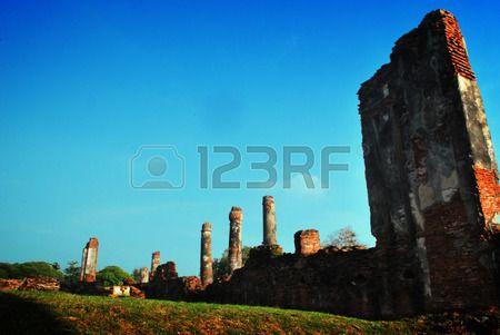 Ayuttaya archaeological site 5