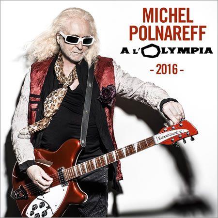 Michel Polnareff sort son album Live.