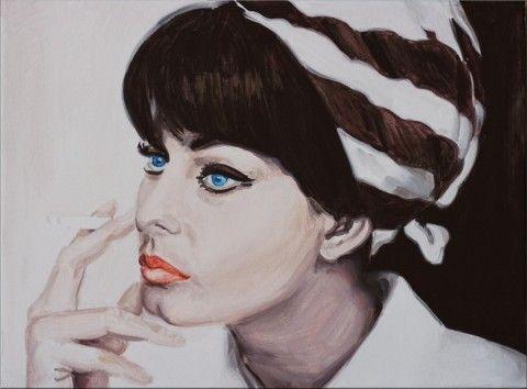 Roszczak // Blu-eyed Sophia Loren (2013)