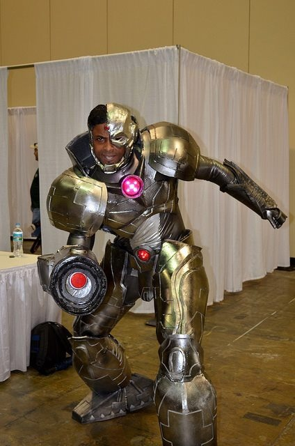 7 Best Cyborg  Cosplay Images On Pinterest  Cosplay -4380