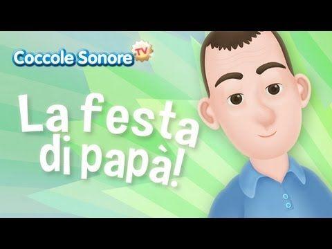 La Festa di Papà - Canzoni per bambini di Coccole Sonore (+playlist)