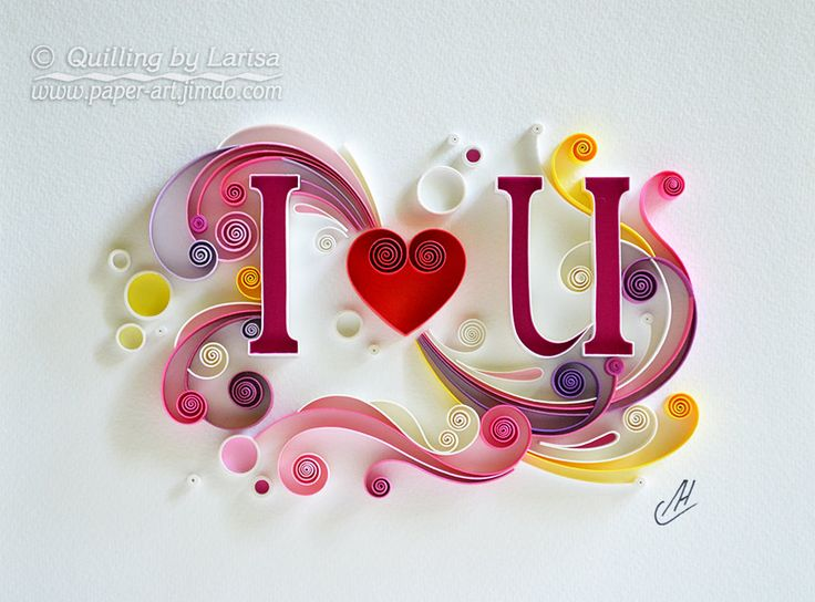 367 best Quilling Hearts images on Pinterest Filigree Quilling