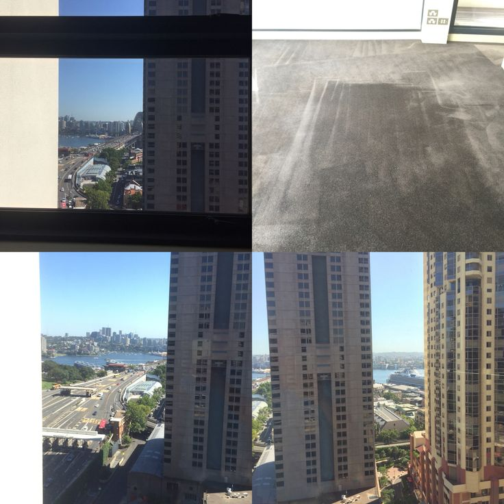 Here is a carpet cleaning job I did today  Another great view of Sydney harbour  #sydney #carpetcleaning #sydneymetrocarpetcleaning