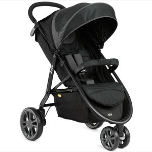 Joie Lite Trax 3 Wheeler Stroller - Midnight. Looking for a sporty 3 wheeler? I love this! The reviews are great. Have a look. (#afflink)