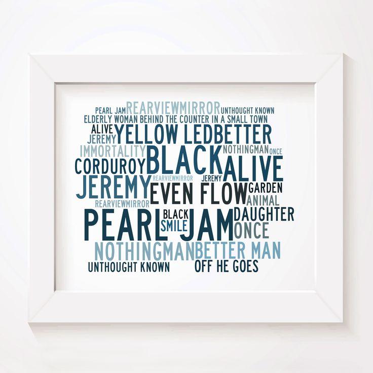 60 best Pearl Jam Lyrics images on Pinterest | Pearl jam lyrics ...