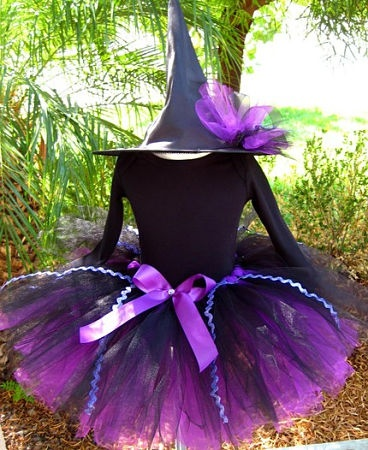 Girls Little Miss Witch Costume, she has to be a witch, her first year of trick or treating!!!