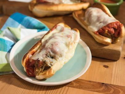 Italian-Style Meatloaf Recipe | Katie Lee | Food Network