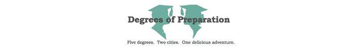 Ramekin Apple Crisps | 5 Degrees of Preparation5 Degrees of Preparation