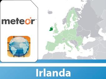 Telefonía Móvil por el Mundo    Meteor / Irlanda   http://www.meteor.ie/