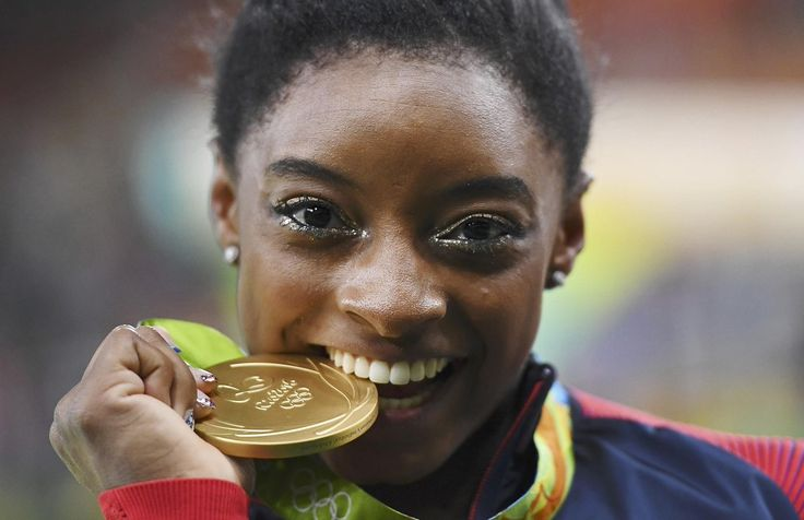 (34) News about Simone Biles on Twitter
