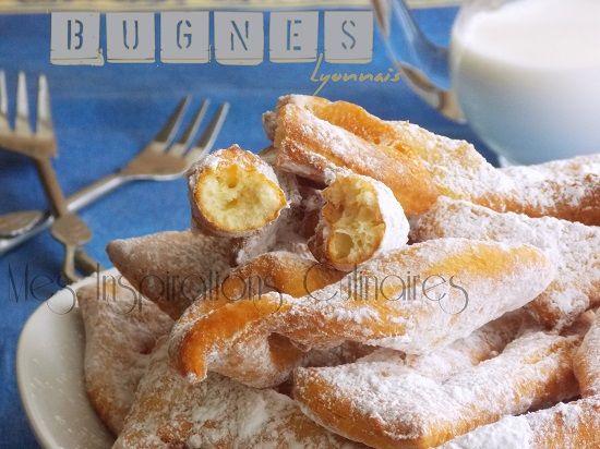 recette bugnes lyonnaises
