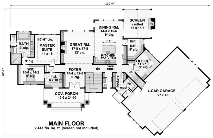 17 best images about house plans w mother in law suites for Craftsman house plans with mother in law suite