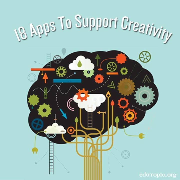 Encourage artful learning experiences with these great apps.