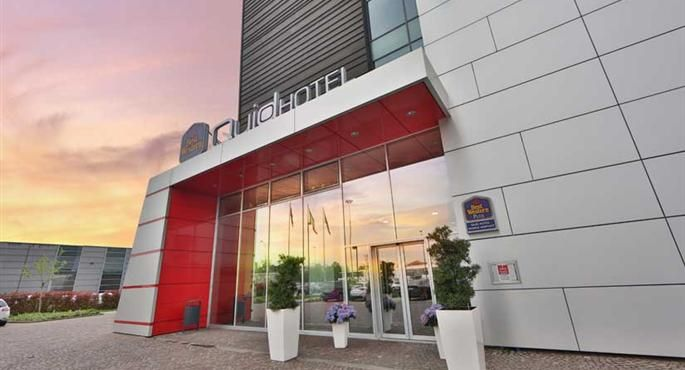 quid hotel best western mestre - Cerca con Google