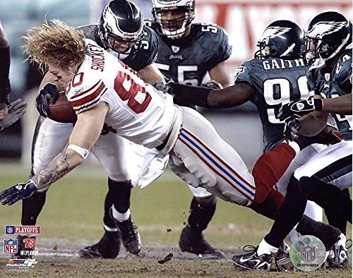 Jeremy Shockey New York Giants Helmets