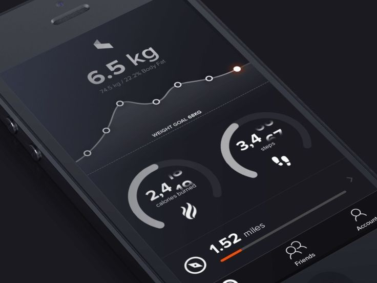 exercise tracking app ios