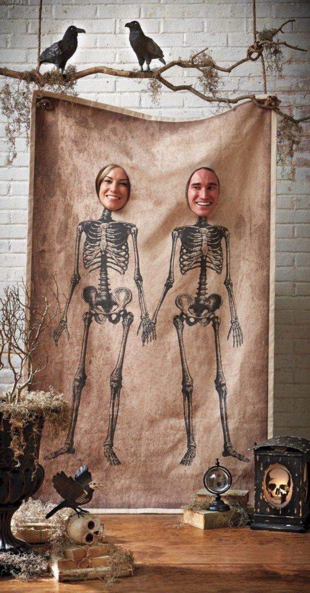 Creepy decoration ideas for Halloween – weddings (34 – # dıyhalloween